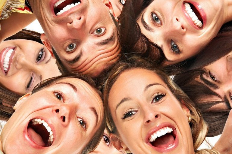 Смех как средство для похудения