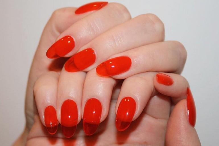 Желейные» ногти