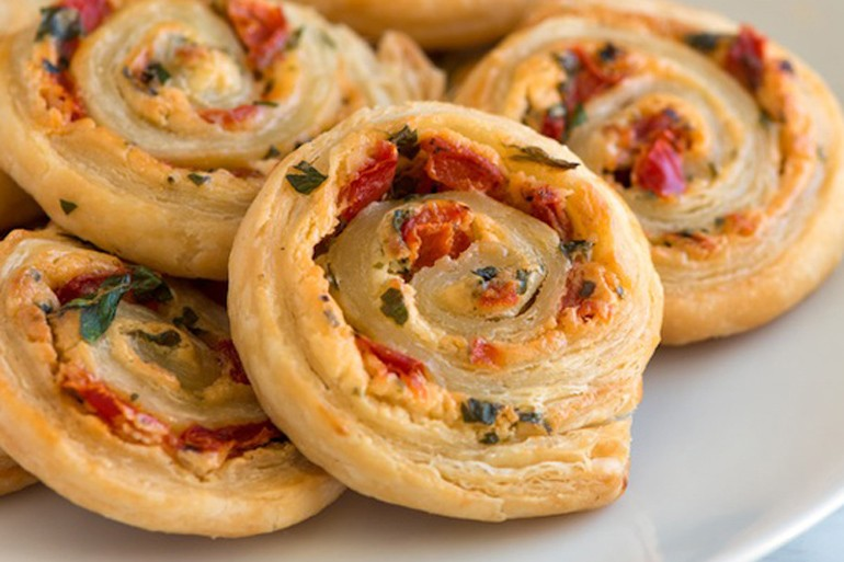Мини-пиццы – рецепт