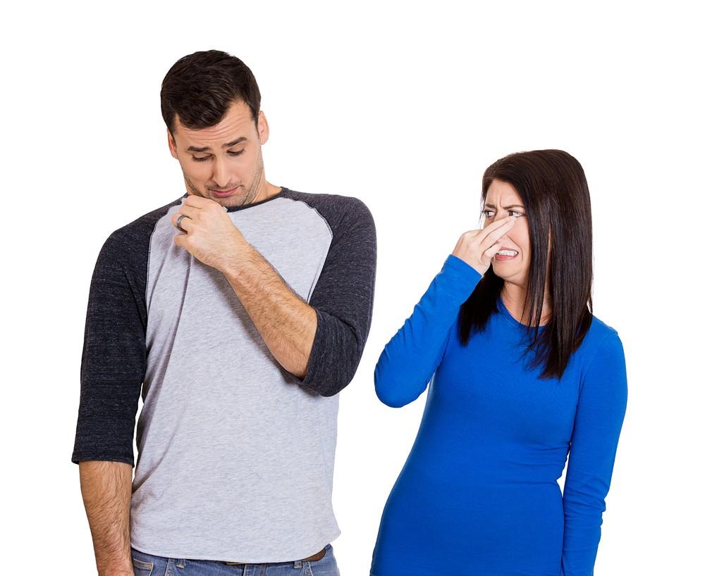 Как избавиться от запаха пота навсегда