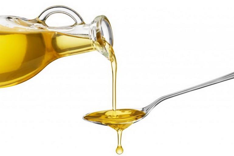 Оливковое и тыквенное масло