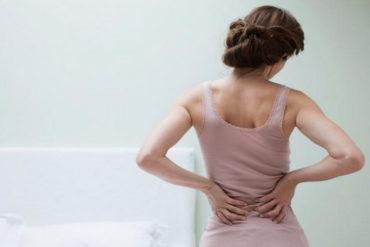 Восстанавливаем спину после сидячей работы